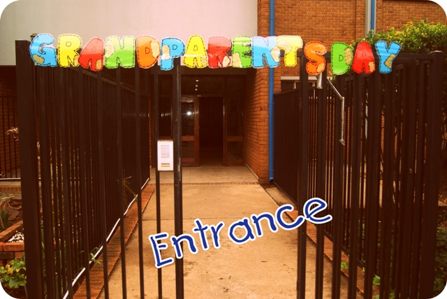 2013 grandparents day kinder college in alberton new for Extra mural program