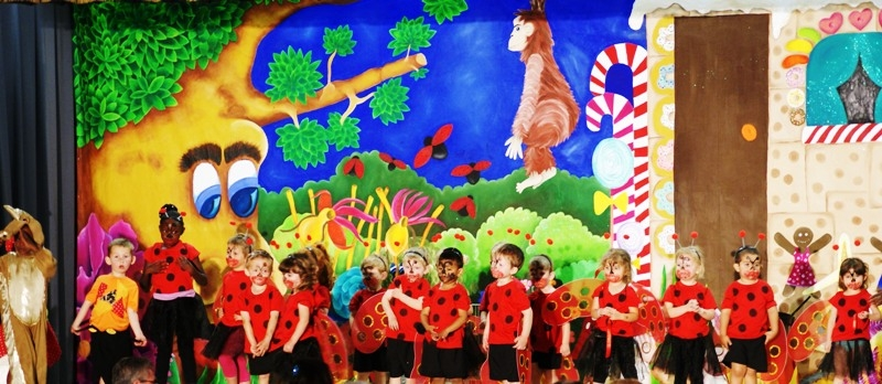 Concert kinder college in alberton new redruth for Extra mural program