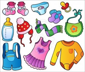 Clothing needs to be labled for kids at Kinder College Alberton Daycare